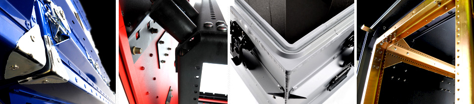 Impact Cases Carrying Cases Rackmount Case