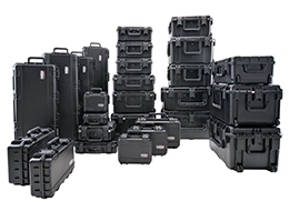 Injection Molded Cases